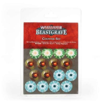 WHU: Beastgrave Markerset