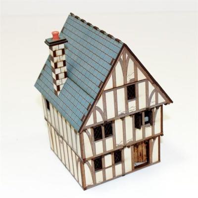 Timber Framed Shop/Dwelling