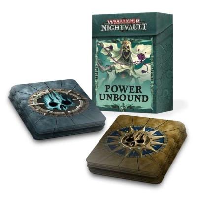 WHU Power Unbound Cards ENGLISCH