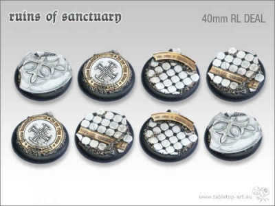 Ruins of Sanctuary 40mm RL Deal (8)