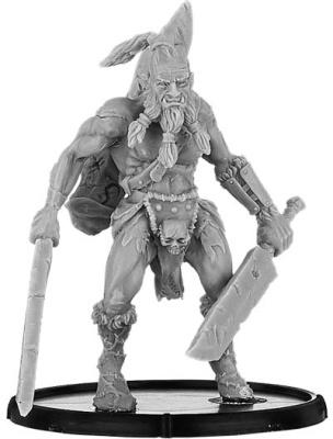 Beglo, Oghurithne Warrior