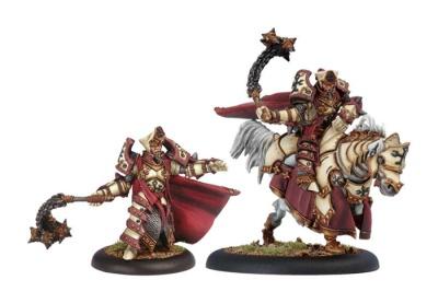Protectorate of Menoth High Exemplar Gravus