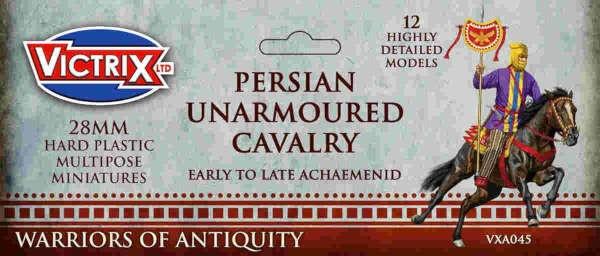 Persian Unarmoured Cavalry (12)