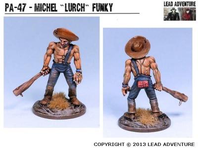"Michel ""Lurch"" Funky (1)"