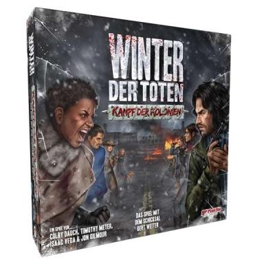 Winter der Toten: Kampf der Kolonien - Erweiterung