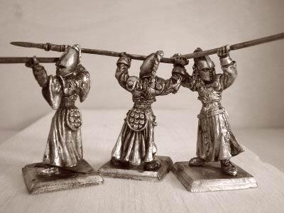 Elfen Speerträger III