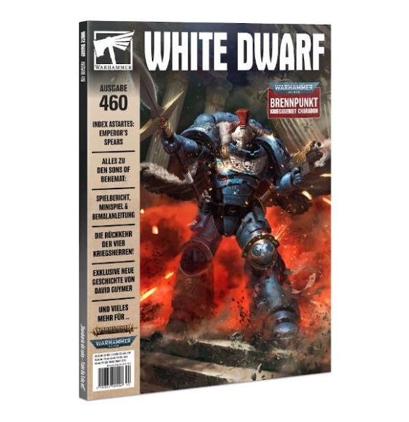 White Dwarf 460 Januar 2021