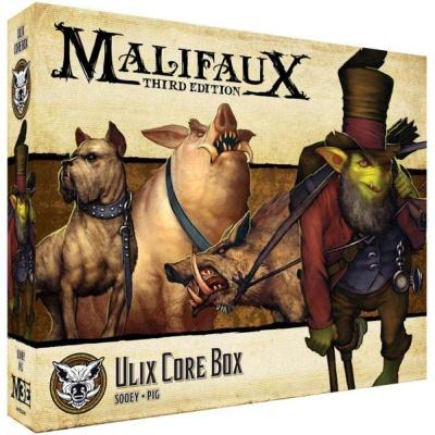 Malifaux (M3E): Ulix Core Box