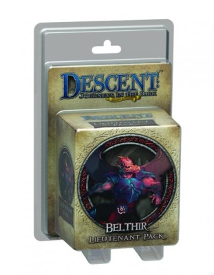 Descent Road to Legend Miniatures: Belthir
