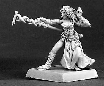 Gars, Sorceress