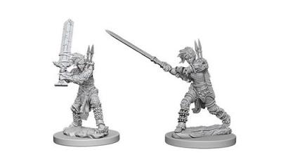 Pathfinder: Female Human Barbarians (2)