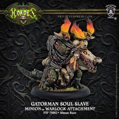 Minion Gatorman Soul Slave