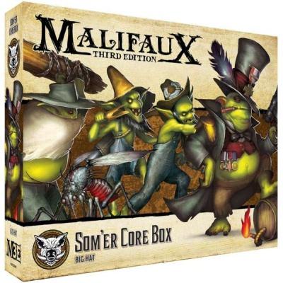 Malifaux (M3E): Som'er Core Box