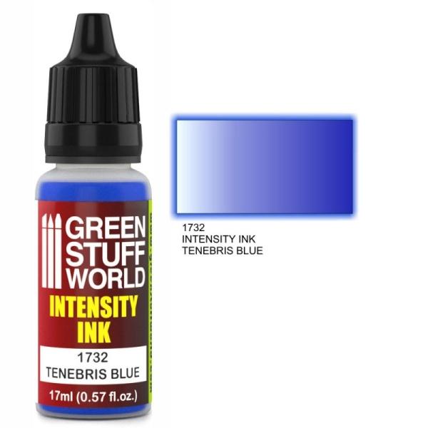 Intensity Ink TENEBRIS BLUE