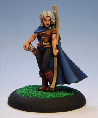 Shae - Female Elf Ranger