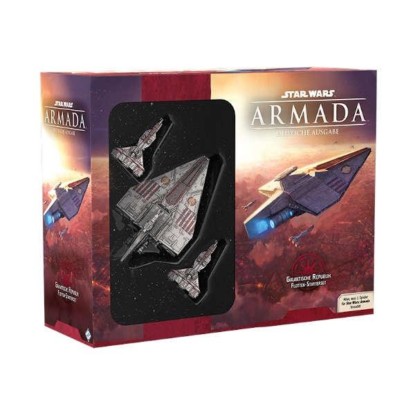 SW: Armada-Galaktische Republik Starterset