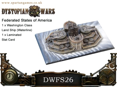 FSA Washington Land Ship Waterlined (1) (OOP)