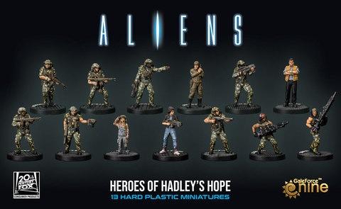 Aliens: Heroes of Hadley's Hope (13)