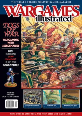 Wargames Illustrated Nr 330