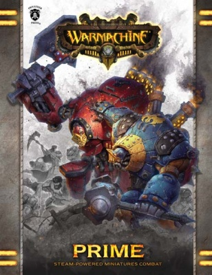 WARMACHINE: Prime MK3 (hardcover)