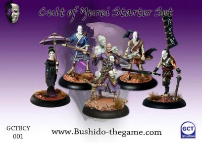 The Cult of Yurei Starter Set (5)