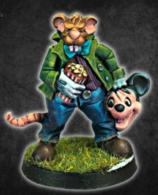 Ratmen Maskot