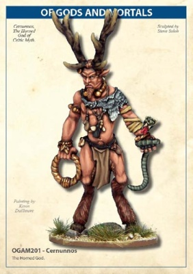 OGAM: Cernunnos The Horned God