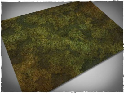 Game Mat - Swamp 4x4