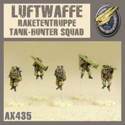 Raketentruppe Tank-Hunter Squad