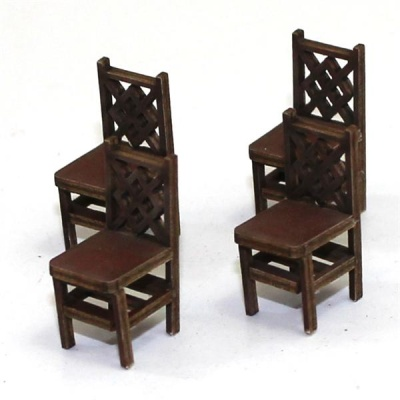 Square Back (A) Chair