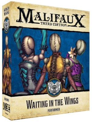 Malifaux (M3E): Waiting in the Wings