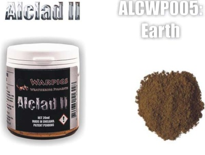 Alclad II PIGMENT: Earth