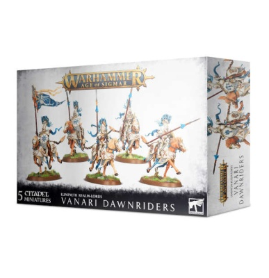 Lumineth RL: Vanari Dawnriders