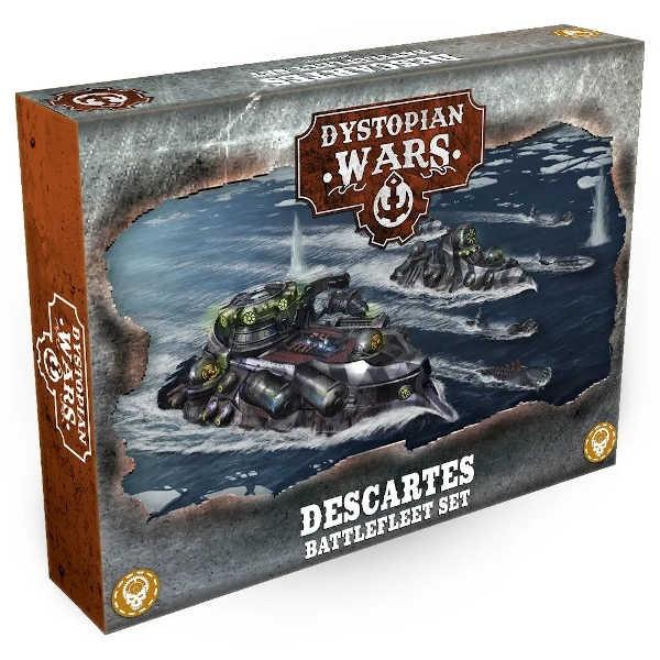 Descartes Battlefleet Set
