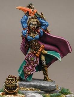 ARILYNN, Water Elementalist Sorcerer