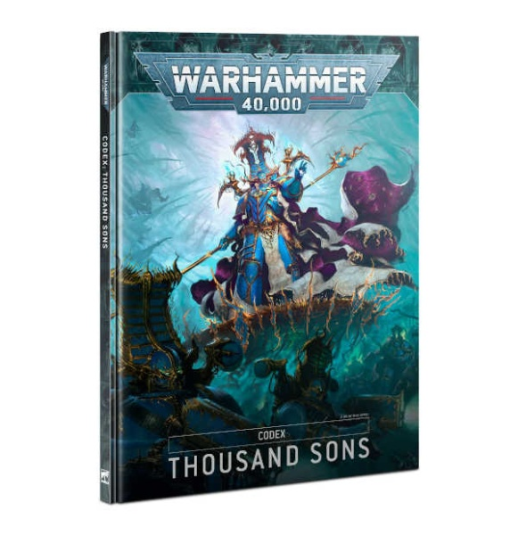 Codex: Thousand Sons (2018)