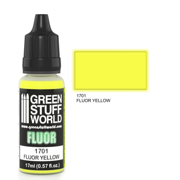 Fluor Paint YELLOW