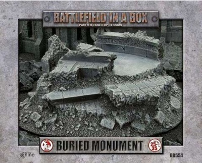 Buried Monument