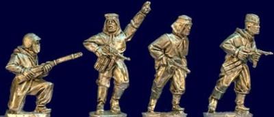 Soviet Scouts (4)