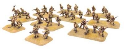 Fucilieri Platoon