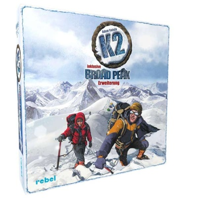 K2 inklusive Broad Peak Erweiterung -dt