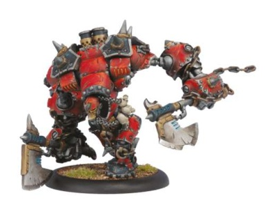 Khador Unique Character Warjack Drago