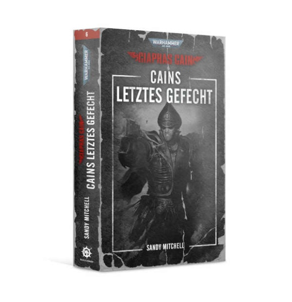 Cains letztes Gefecht