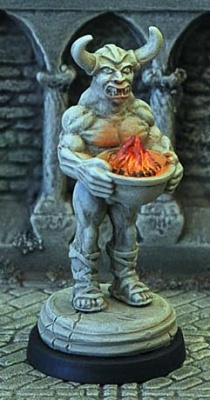 Demon Statue I