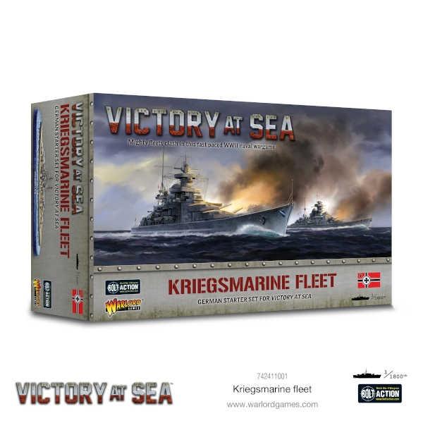 Victory at Sea Kriegsmarine Fleet