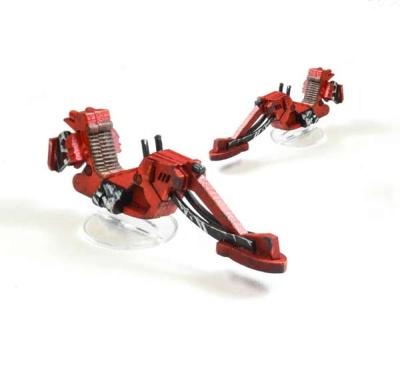 Grav Bikes (Choppers) x2