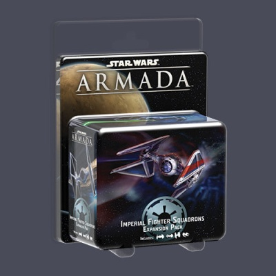 Star Wars Armada: Sternenjägerstaffeln des Imperiums