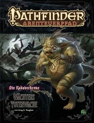 Abenteuerpfad #10: Wächters Totenwache (4 von 6)  (OOP)
