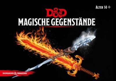 D&D: Magische Gegenstände Deck (Deutsch)