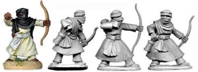 Berber Bowmen (4)